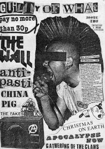Punk fanzine