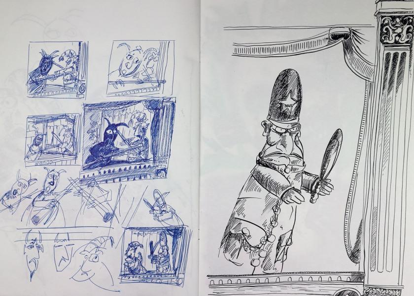 Puppet sketch01