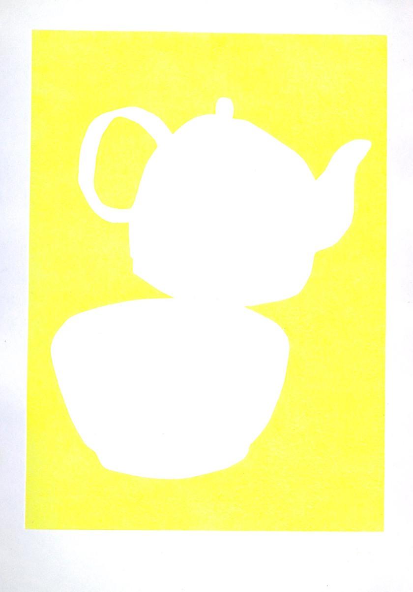 Teapot print 01