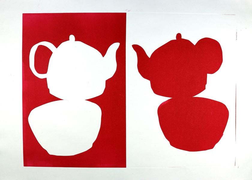 Teapot print 13