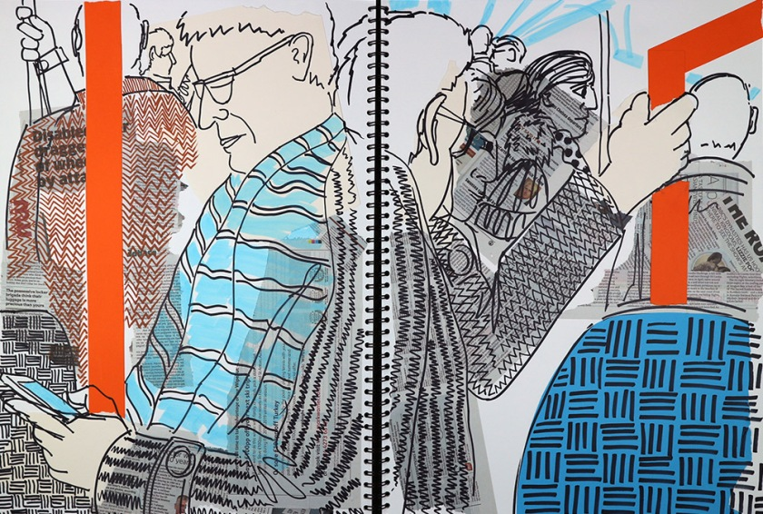 Investigating process sketchbook04