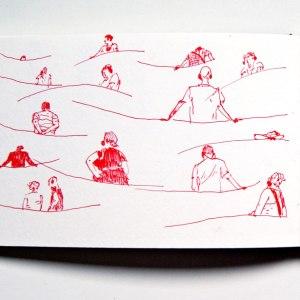 Lauren Tamaki - figures