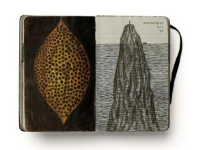 Pep Carrio visual diary
