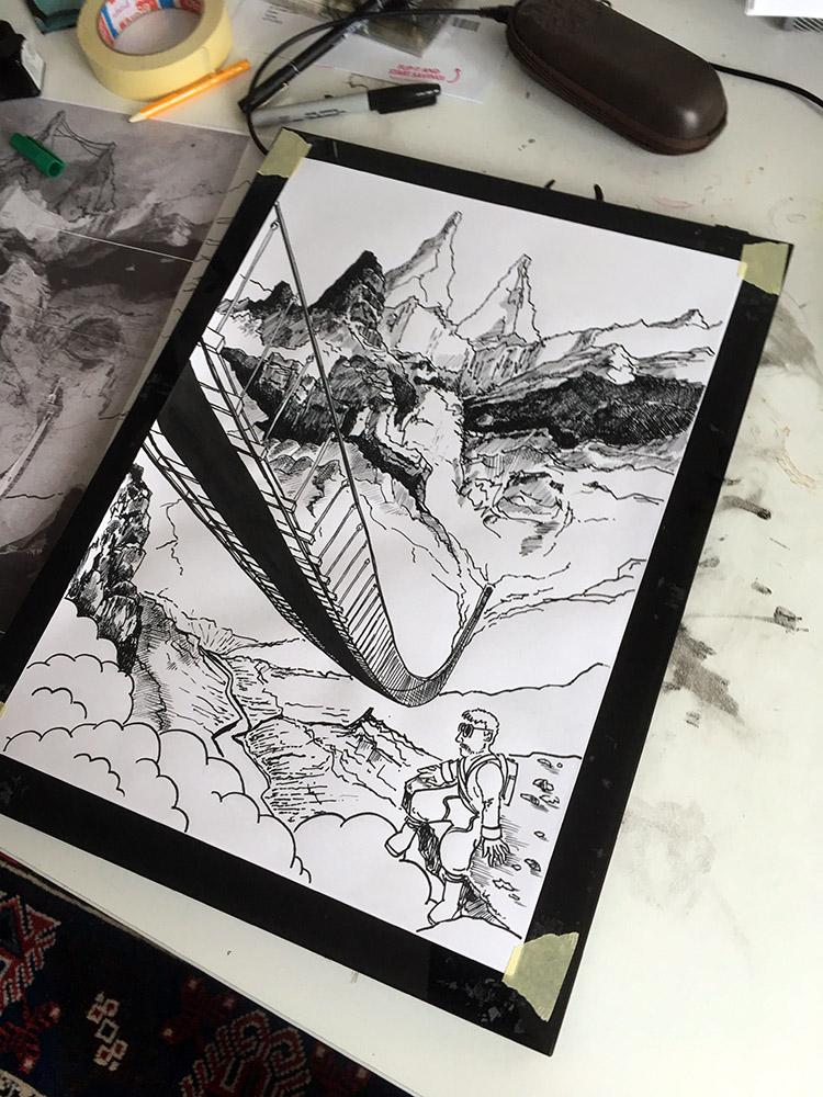 Octavia work in progress