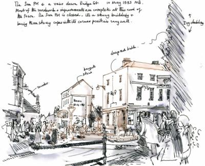 Bridge St, Godalming - Michael Blower