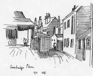 Cambridge Place - Michael Blower
