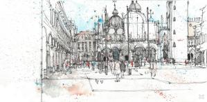 St Marks Square, Venice - Simone Ridyard