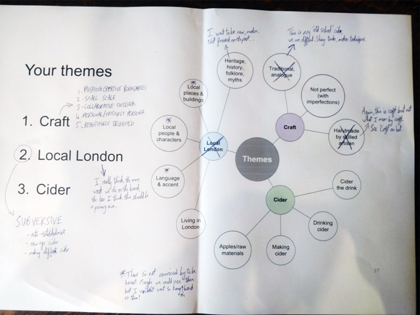 Themes client feedback cycle 01