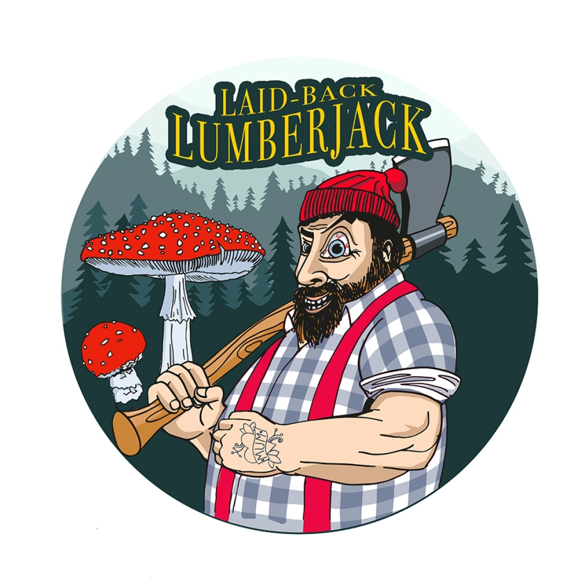 Laid back lumberjack artwork v2 copy