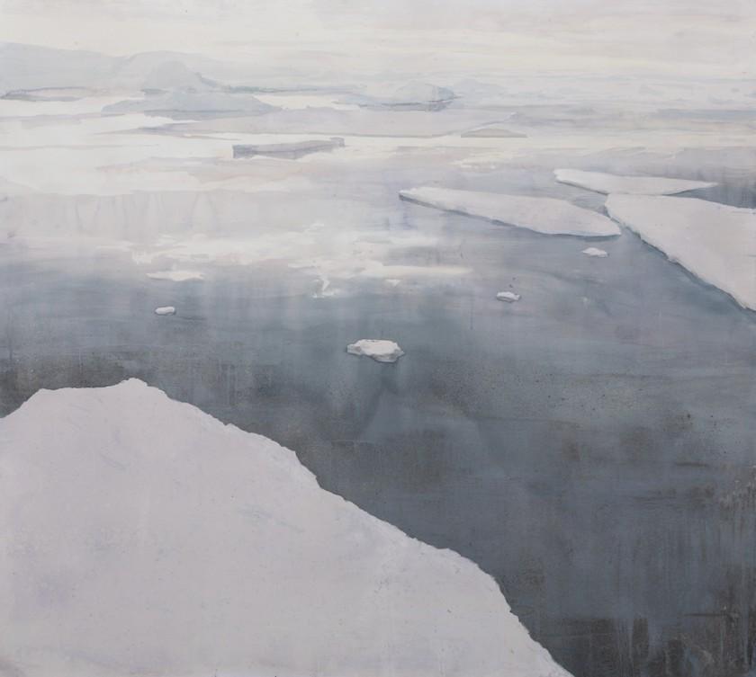 Emma Stibbon - Sea Ice