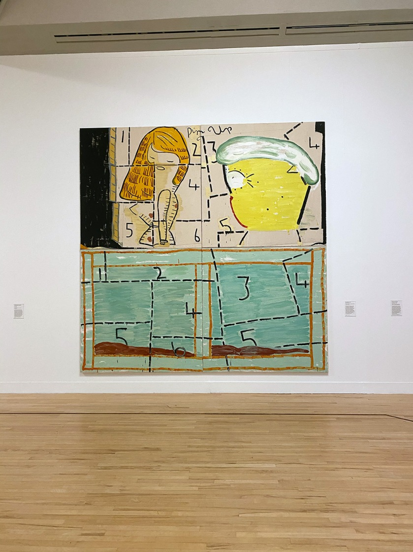 Rose Wylie - Pin Up and Porn Queen Jigsaw